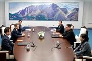 Thượng đỉnh liên Triều: Bắt đầu đàm phán về phi hạt nhân hóa
