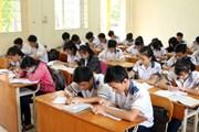 TP.HCM: 79.000 thí sinh đăng ký thi Trung học phổ thông quốc gia 2018