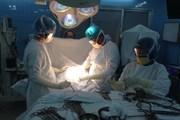 Phẫu thuật thành công bệnh nhân mang thai 8 tuần gây vỡ tử cung