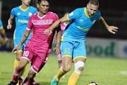 V-League 2018: Sài Gòn FC và Sanna Khánh Hòa BVN chia điểm