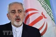 Iran muốn EU nỗ lực hơn nữa trong việc thực thi JCPOA