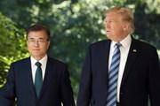 Tổng thống Hàn Quốc và Mỹ điện đàm về tình hình Triều Tiên
