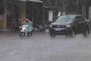 Đêm 20/5, Bắc Bộ, Nam Bộ đều có mưa rào và dông vài nơi