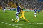 V-League 2018: Nam Định thất bại trước đội đầu bảng Hà Nội