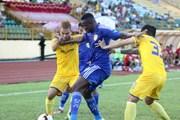 Vòng 8 V-League: Đương kim vô địch Quảng Nam FC chia điểm trên sân nhà