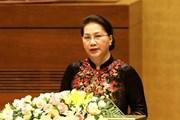 Toàn văn bài phát biểu của Chủ tịch Quốc hội khai mạc Kỳ họp thứ 5