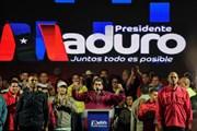 Tổng thống Venezuela kêu gọi tôn trọng sự lựa chọn của nhân dân