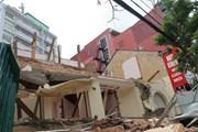 Đà Lạt: Sập công trình xây dựng, ba người nhập viện cấp cứu