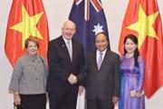 Thủ tướng Nguyễn Xuân Phúc hội kiến với Toàn quyền Australia