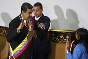 Tổng thống Venezuela Maduro tuyên thệ nhậm chức nhiệm kỳ mới