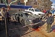 Libya: Xe chứa bom phát nổ bom tại thành phố Benghazi