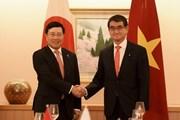 Quan hệ Đối tác chiến lược Việt-Nhật phát triển nhanh chóng, thực chất