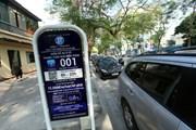 Hà Nội sẽ đồng loạt cấp phép trông giữ xe iParking từ tháng 7