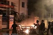 Bình Thuận: Khởi tố, tạm giam 8 nghi can để điều tra hành vi gây rối