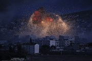 Mỹ bác tin không kích vị trí quân đội Syria ở Deir ez-Zor