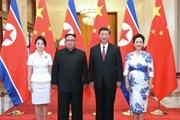 Nhà lãnh đạo Triều Tiên Kim Jong-un kết thúc chuyến thăm Trung Quốc