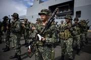 Philippines chi 5,6 tỷ USD đầu tư hiện đại hóa lực lượng quân đội