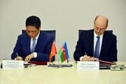 Kỳ họp Ủy ban liên chính phủ Việt Nam-Azerbaijan thành công tốt đẹp