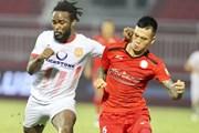 Câu lạc bộ Thành phố Hồ Chí Minh thất thủ 1-2 trước Nam Định FC