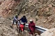 Sạt lở nghiêm trọng trên tuyến Quốc lộ 4C đi Cao nguyên đá Đồng Văn