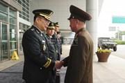 Hàn-Triều nhất trí ''nhanh chóng'' khôi phục liên lạc quân sự