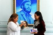 Việt Nam-Cuba tăng cường quan hệ hữu nghị giữa các tổ chức phụ nữ