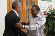 Cựu Tổng thống Mỹ Barack Obama thăm họ hàng tại Kenya