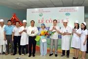 Bệnh viện Đa khoa Thanh Hóa thực hiện thành công ca ghép thận đầu tiên