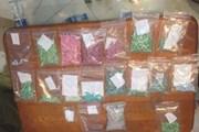 Bắt giữ vụ vận chuyển hơn 4.200 viên ma túy tổng hợp từ Lào về VN