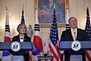 Ngoại trưởng Hàn-Mỹ gặp nhau tại New York thảo luận về Triều Tiên