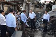 Tiếp tục các biện pháp giúp người Campuchia gốc Việt gặp nạn