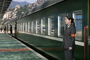 Quan chức Hàn Quốc tới Triều Tiên cùng thanh sát các tuyến đường sắt