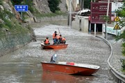 Trung Quốc: Hơn 50 người thương vong do mưa lớn và lũ quét