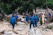 Thanh Hóa: Lũ quét làm 4 người trong một gia đình chết và mất tích