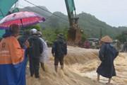 Công điện về chủ động ứng phó với áp thấp nhiệt đới, mưa lớn diện rộng