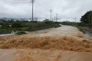 Xuất hiện áp thấp nhiệt đới trên Vịnh Bắc Bộ, lũ sông Đà tăng chậm