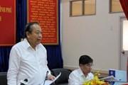 Kiểm tra công tác cải cách hành chính tại Thành phố Hồ Chí Minh