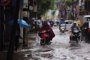 Dải tụ nhiệt đới sẽ tiếp tục gây mưa to ở Bắc Bộ và Thanh Hóa
