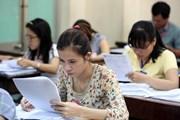 Chấm thẩm định bài thi THPT tại Hòa Bình, Lâm Đồng và Bến Tre