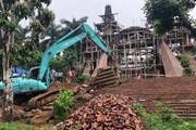 Hà Nội yêu cầu kiểm điểm việc chậm xử lý vi phạm trật tự xây dựng