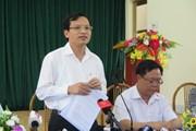 Sai phạm tại Hội đồng thi THPT ở Sơn La là đặc biệt nghiêm trọng