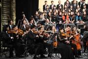 Trình diễn các tuyệt phẩm của Chopin trong hòa nhạc Giai điệu mùa Thu
