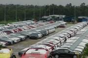 Doanh số bán ôtô toàn thị trường trong tháng Bảy và 7 tháng giảm