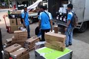 ASIAD 2018: Trung tâm báo chí sẵn sàng đi vào hoạt động