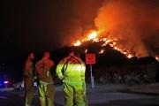 Nỗ lực kiểm soát cháy rừng ở California đạt tiến triển