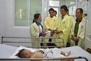 Vụ tai nạn nghiêm trọng ở Quảng Nam: Hai bệnh nhi chuẩn bị xuất viện