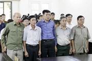 Giảm án cho 9 bị cáo trong vụ vi phạm trong quản lý đất đai ở Đồng Tâm