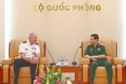 Quân đội Việt Nam-Hoa Kỳ đẩy mạnh hợp tác trên cơ sở bình đẳng