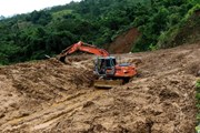 Nghệ An và Thanh Hóa đều có nguy cơ cao xảy ra sạt lở đất
