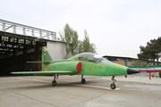 Iran trình làng chiếc máy bay chiến đấu đầu tiên tự sản xuất